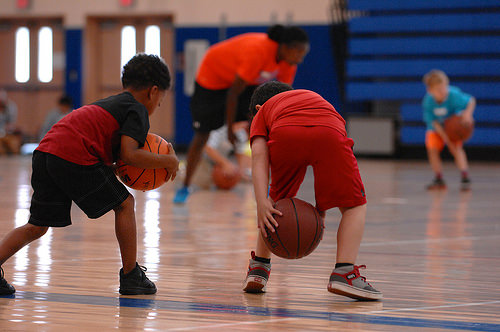 Youth Sports Basketball