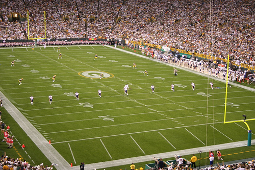 Bears @ Packers 10-7-2007