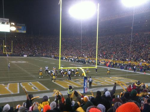 Packers v Ravens